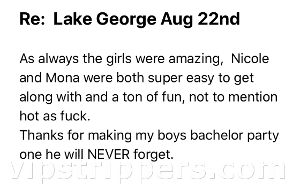 Lake George strippers review